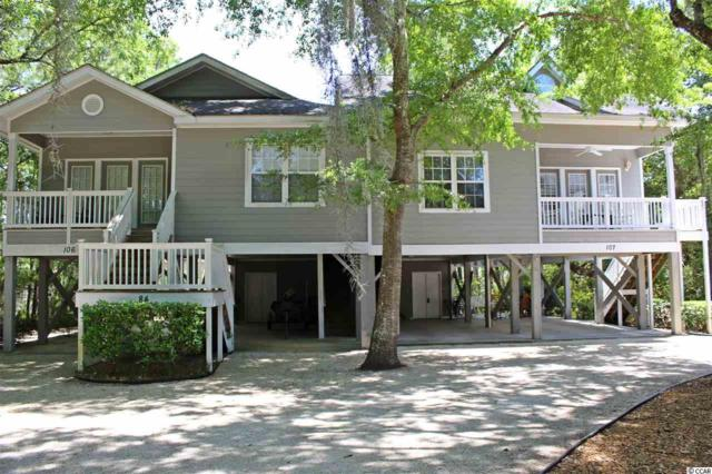 84 Seagrove Ct. #107, Pawleys Island, SC 29585 (MLS #1910167) :: The Hoffman Group