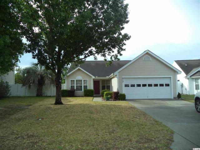 613 Pepperbush Dr., Myrtle Beach, SC 29579 (MLS #1910174) :: Jerry Pinkas Real Estate Experts, Inc