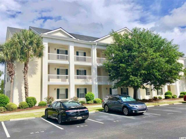 5060 Windsor Green Way #302, Myrtle Beach, SC 29579 (MLS #1910175) :: The Trembley Group