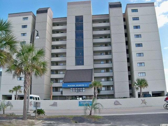 4619 S Ocean Blvd. #304, North Myrtle Beach, SC 29582 (MLS #1910177) :: The Greg Sisson Team with RE/MAX First Choice
