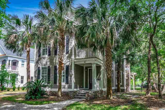 80 Commons Ct., Pawleys Island, SC 29585 (MLS #1910245) :: The Litchfield Company