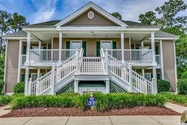 1041 Blue Stem Dr. 37-D, Pawleys Island, SC 29585 (MLS #1910256) :: Jerry Pinkas Real Estate Experts, Inc
