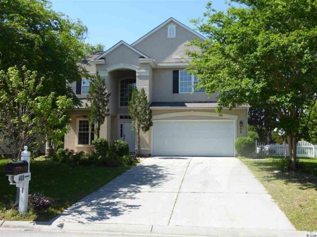 408 Blackberry Ln., Myrtle Beach, SC 29579 (MLS #1910265) :: Right Find Homes