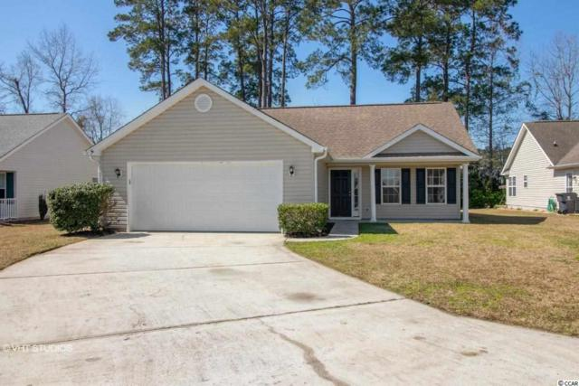 722 Lilly Naz Ln., Myrtle Beach, SC 29588 (MLS #1910311) :: The Hoffman Group