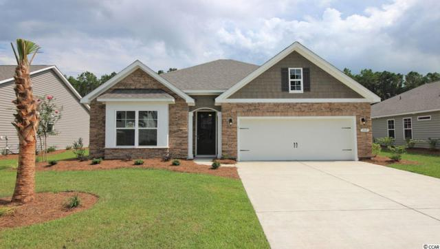 2660 Stellar Loop, Myrtle Beach, SC 29577 (MLS #1910332) :: The Hoffman Group