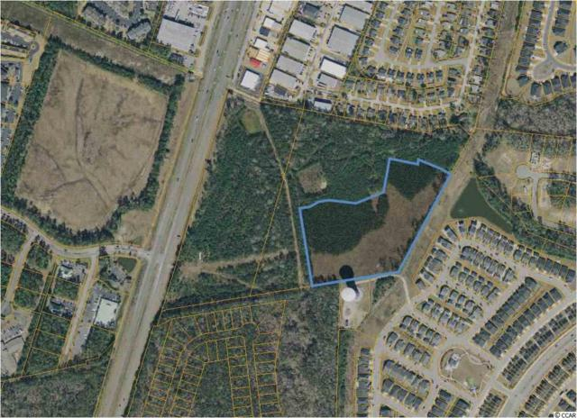 Parcel A Highway 17 Bypass, Myrtle Beach, SC 29577 (MLS #1910337) :: The Hoffman Group