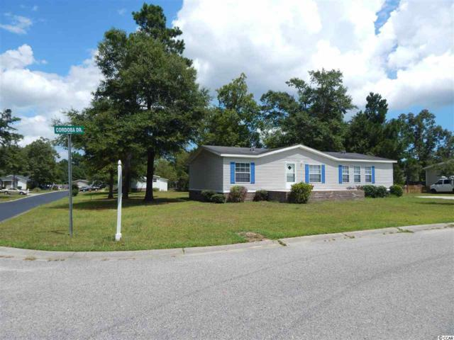 4030 Cordoba Dr., Conway, SC 29526 (MLS #1910375) :: Right Find Homes