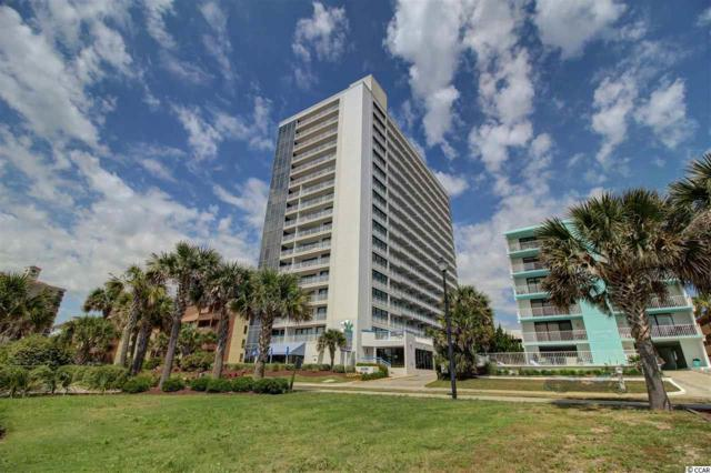 5511 North Ocean Blvd. #401, Myrtle Beach, SC 29577 (MLS #1910413) :: Hawkeye Realty