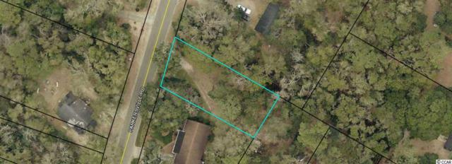 592 Parkersville Rd., Pawleys Island, SC 29585 (MLS #1910415) :: The Hoffman Group