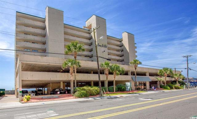 1709 S Ocean Blvd. Unit 714, North Myrtle Beach, SC 29582 (MLS #1910423) :: The Lachicotte Company