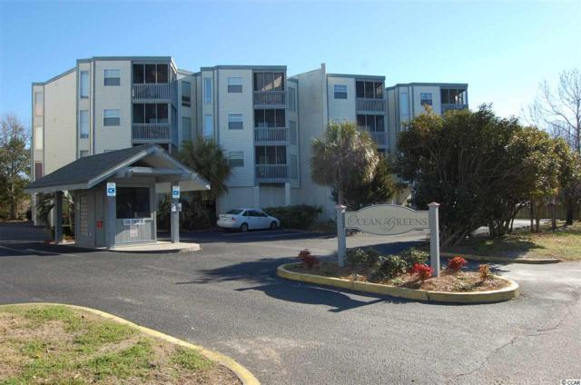 1500 Cenith Dr. A-203, North Myrtle Beach, SC 29582 (MLS #1910442) :: Right Find Homes