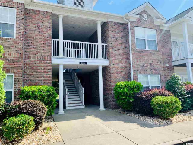 2081 Silver Crest Dr. 2D, Myrtle Beach, SC 29579 (MLS #1910468) :: Jerry Pinkas Real Estate Experts, Inc