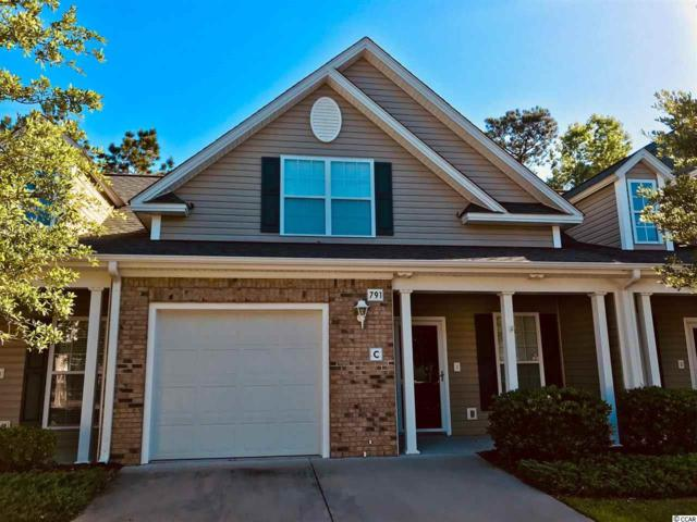 791 Painted Bunting Dr. C, Murrells Inlet, SC 29576 (MLS #1910473) :: The Hoffman Group