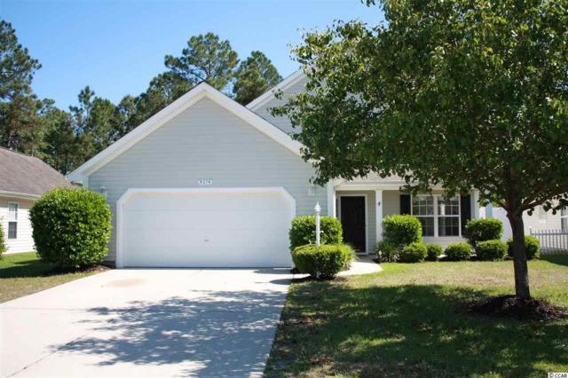 8216 Sterling Place Ct., Myrtle Beach, SC 29579 (MLS #1910494) :: Jerry Pinkas Real Estate Experts, Inc