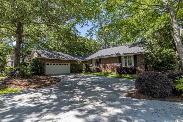 164 Old Cedar Loop, Pawleys Island, SC 29585 (MLS #1910496) :: The Litchfield Company