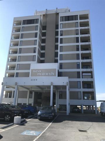 6200 N Ocean Blvd. #403, North Myrtle Beach, SC 29582 (MLS #1910530) :: Right Find Homes