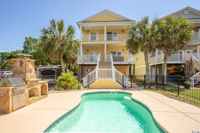 1335 South Hidden Harbor Rd., Myrtle Beach, SC 29577 (MLS #1910540) :: The Trembley Group | Keller Williams