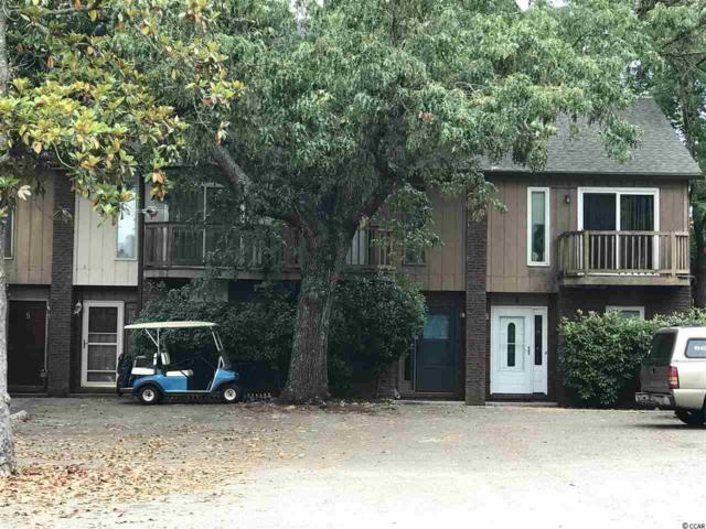 6510 Wildwood Trail #6, Myrtle Beach, SC 29572 (MLS #1910563) :: Jerry Pinkas Real Estate Experts, Inc