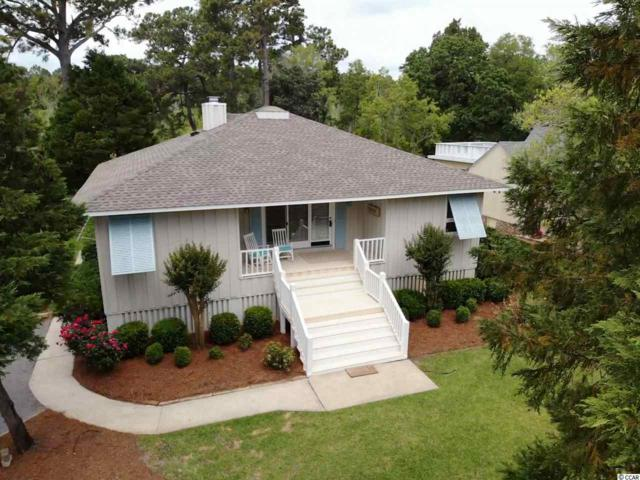 11 Lakeshore Dr., Pawleys Island, SC 29585 (MLS #1910575) :: The Lachicotte Company