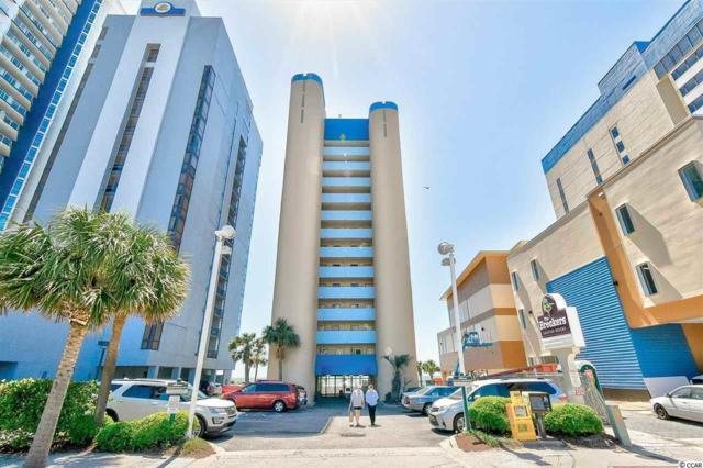 2106 N Ocean Blvd. #412, Myrtle Beach, SC 29577 (MLS #1910652) :: Jerry Pinkas Real Estate Experts, Inc