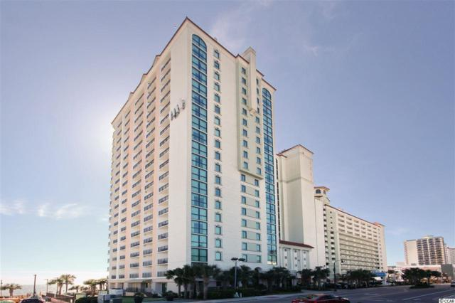 3000 N Ocean Blvd. #1604, Myrtle Beach, SC 29577 (MLS #1910688) :: The Hoffman Group