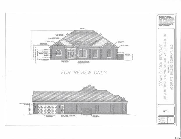 550 Linton Park Rd., Myrtle Beach, SC 29579 (MLS #1910713) :: Jerry Pinkas Real Estate Experts, Inc