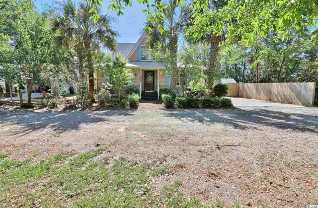 168 Channel Bluff Ave., Pawleys Island, SC 29585 (MLS #1910717) :: The Trembley Group | Keller Williams
