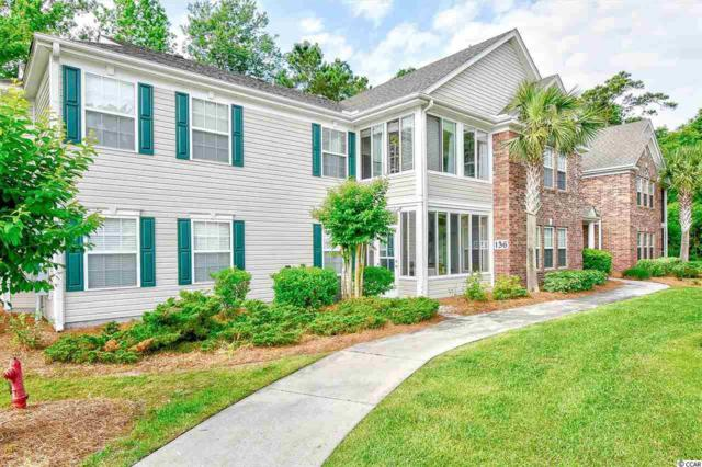 136 Brentwood Dr. D, Murrells Inlet, SC 29576 (MLS #1910739) :: The Litchfield Company