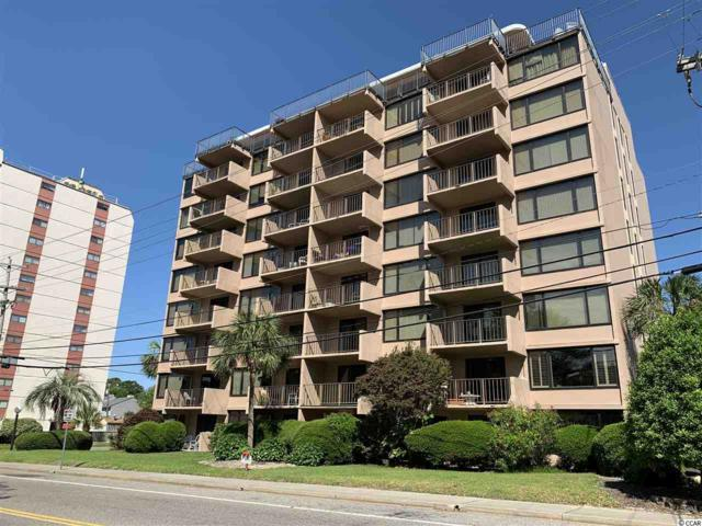 7601 N Ocean Blvd. 6C, Myrtle Beach, SC 29572 (MLS #1910745) :: James W. Smith Real Estate Co.
