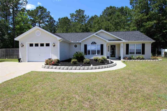 802 Castlewood Ct., Conway, SC 29526 (MLS #1910855) :: The Hoffman Group