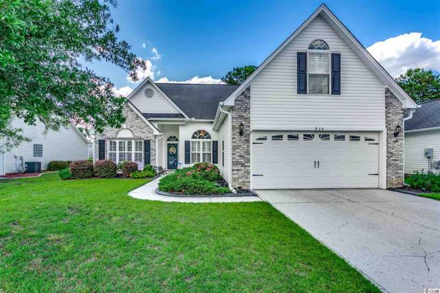 839 Sultana Dr., Little River, SC 29566 (MLS #1910871) :: Right Find Homes