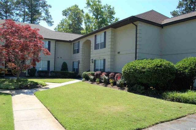 411 Pipers Ln. #411, Myrtle Beach, SC 29575 (MLS #1910878) :: The Litchfield Company