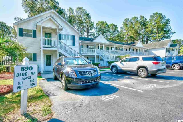 890 Fairway Dr. 104AA, Longs, SC 29568 (MLS #1910881) :: United Real Estate Myrtle Beach