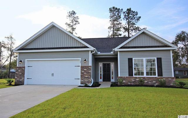112 Palm Terrace Loop, Conway, SC 29526 (MLS #1910975) :: The Litchfield Company
