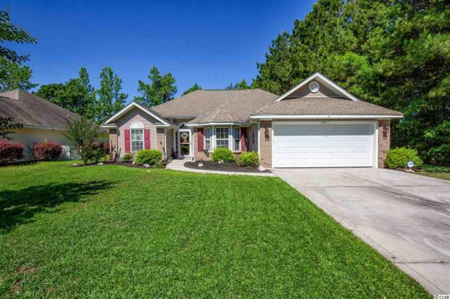 2811 Sanctuary Blvd., Conway, SC 29526 (MLS #1910977) :: Jerry Pinkas Real Estate Experts, Inc