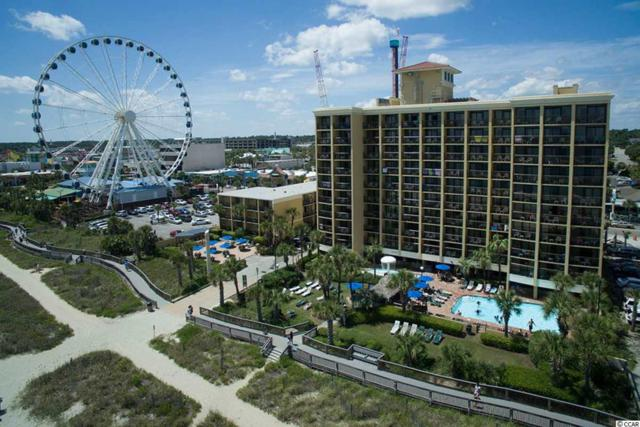 1200 N Ocean Blvd. #409, Myrtle Beach, SC 29572 (MLS #1910985) :: The Hoffman Group