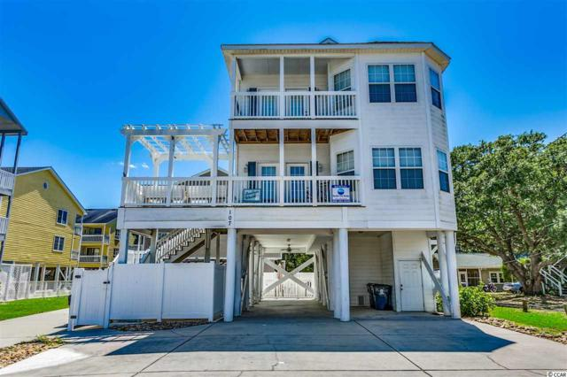 107 Woodland Dr., Garden City Beach, SC 29576 (MLS #1910994) :: SC Beach Real Estate
