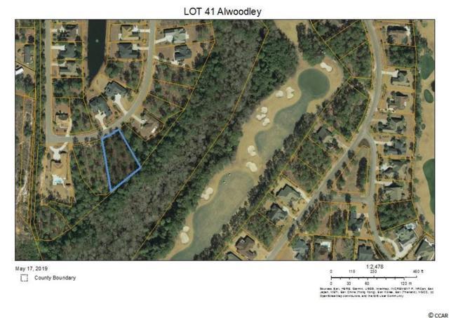 5173 Alwoodley Ln., Myrtle Beach, SC 29579 (MLS #1911013) :: The Hoffman Group