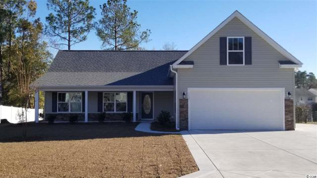 1659 Fairforest Ct., Conway, SC 29526 (MLS #1911049) :: Right Find Homes