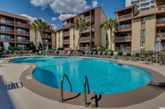 5507 N Ocean Blvd. #213, Myrtle Beach, SC 29577 (MLS #1911081) :: James W. Smith Real Estate Co.