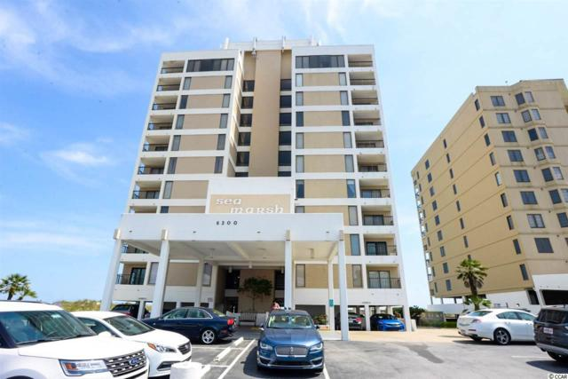 6200 N Ocean Blvd. #303, North Myrtle Beach, SC 29582 (MLS #1911089) :: Right Find Homes