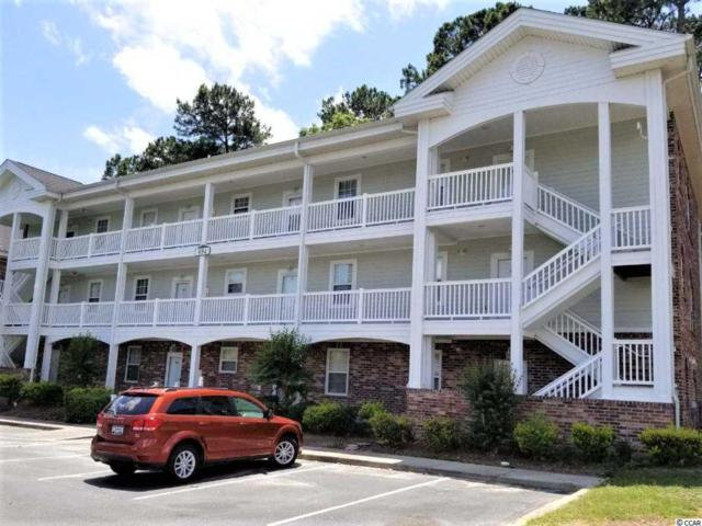 694 Riverwalk Dr. #304, Myrtle Beach, SC 29579 (MLS #1911131) :: The Lachicotte Company