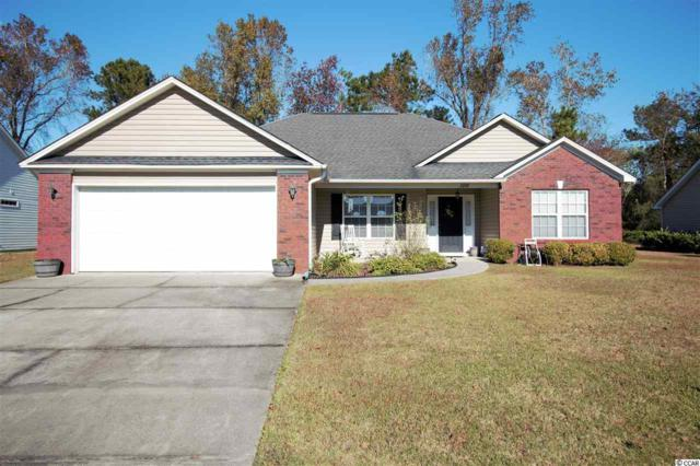 106 Talon Dr., Conway, SC 29527 (MLS #1911135) :: Right Find Homes