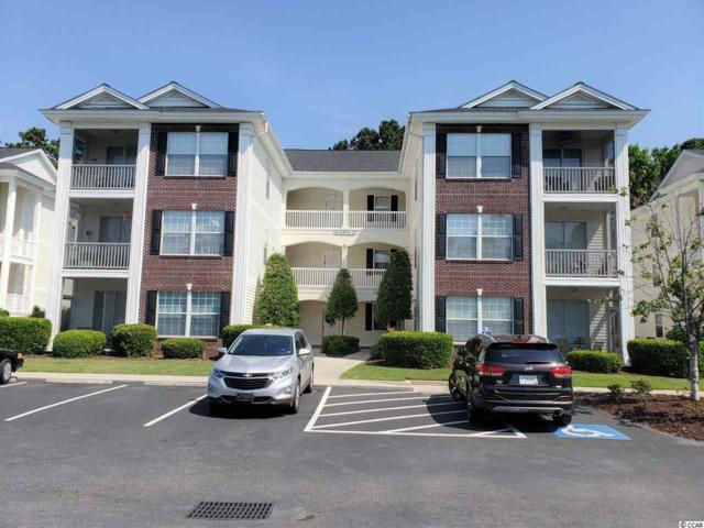1310 River Oaks Dr. 2B, Myrtle Beach, SC 29579 (MLS #1911137) :: The Lachicotte Company