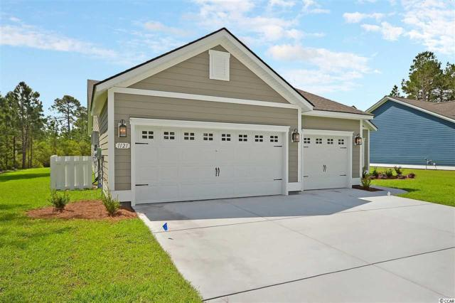 7134 Swansong Circle, Myrtle Beach, SC 29579 (MLS #1911139) :: The Lachicotte Company