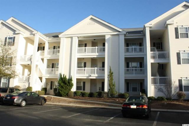 901 West Port Dr. #1112, North Myrtle Beach, SC 29582 (MLS #1911149) :: The Lachicotte Company