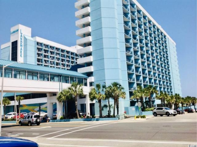1501 S Ocean Blvd. #715, Myrtle Beach, SC 29577 (MLS #1911152) :: United Real Estate Myrtle Beach