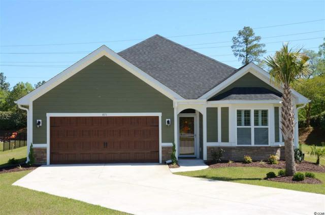 278 Rivers Edge Dr., Conway, SC 29526 (MLS #1911188) :: The Hoffman Group