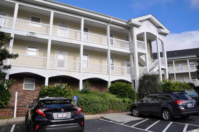 691 Riverwalk Dr. #104, Myrtle Beach, SC 29579 (MLS #1911230) :: The Litchfield Company