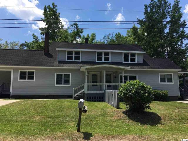 1613 Dewitt Ave., Conway, SC 29526 (MLS #1911281) :: The Hoffman Group